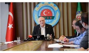 Ziraat Odaları Birliği Başkanı Bayraktar: Hükümet özelleştirme kararından vazgeçmeli