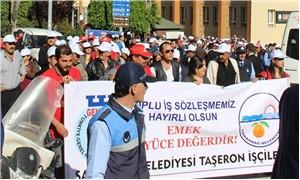 Kadroya geçen işçiler toplu iş sözleşmesi imzaladı