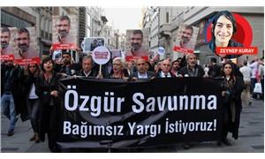 Avukatlardan, 'Bağımsız yargı istiyoruz' yürüyüşü: Savunma susmayacak