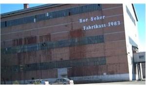 Niğde-Bor ve Kırşehir Şeker Fabrikaları satıldı