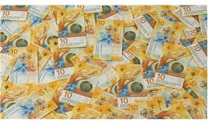 İsviçre banknotuna En Güzel Para Ödülü
