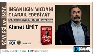 Ahmet Ümit, Kadıköylülerle buluşuyor