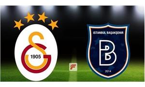 Galatasaray-M.Başakşehir' konuk ediyor