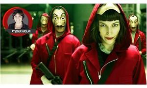 """""""Korkunun"""" Yeni Sürümü: La Casa  De Papel"""