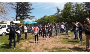 Kocaeli halkı çöp fabrikasına karşı piknikte buluştu