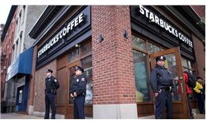 Starbucks 'ırkçılık' eğitimi için yarım gün kapalı kalacak