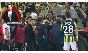 Futbol yok, şiddet var!