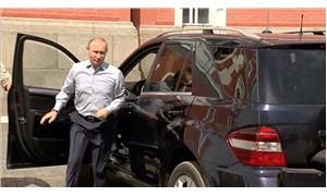 Putin makam aracını internetten satışa çıkardı