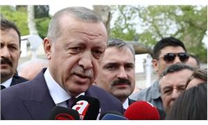 Erdoğan: Muhalefet sürekli 'hodri meydan' diyordu, işte meydan
