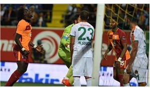 Alanyaspor 2 - 3 Galatasaray
