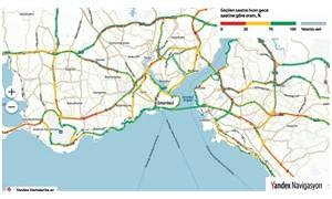 İstanbul trafiğinin  3 yıllık röntgeni