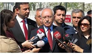Kılıçdaroğlu: Salıyı bekleyelim