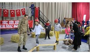 23 Nisan çocuklarını komando yaptılar