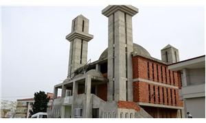 Kiliseye benzetildiği için bağış yapılmayan cami, 12 yıldır inşaatta