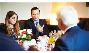 Almanya Cumhurbaşkanı Steinmeier Alevi temsilcileri kabul etti
