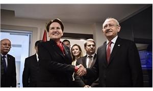 Kılıçdaroğlu programını iptal etti, Akşener ile görüşecek