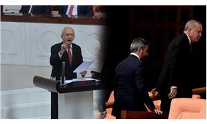 Seçim atmosferi Meclis özel oturumuna yansıdı: Halk iradesini gasp edemezsiniz