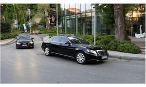 Abdullah Gül, Karamollaoğlu ile görüşmesi sonrası ofisten ayrıldı
