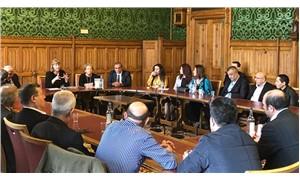 Britanyalı parlamenterler Alevilerle görüştü