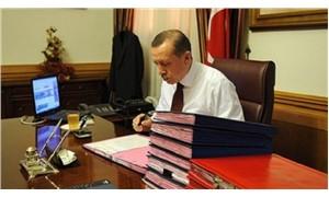 Erdoğan, 34 kanunu onayladı