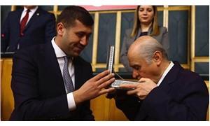 MHP Kayseri İl Başkanı istifa etti