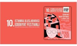 İstanbul Uluslararası Edebiyat Festivali 10. yılını kutluyor!