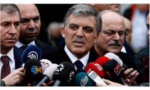 """""""Abdullah Gül, bugün 'Adaylığı hiç düşünmedim' diyecek"""""""