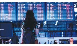 Yabancı kartla yapılan hava yolu ödemeleri dört kat arttı