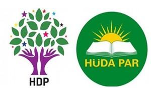 HDP, Hüda-Par ittifak görüşmelerinde kararını verdi