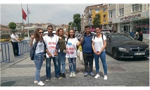 Zeytinburnu Belediyesinden atılan taşeron işçi 29 gündür direniyor