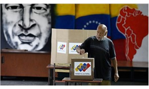 Venezuela sandık başında
