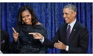 Obama çifti Netflix ile anlaştı