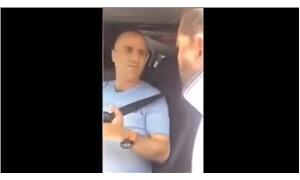 UBER sürücüsünü tecavüzle tehdit ettiler!
