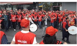 Metal işçilerinden manifesto: Güvenceli iş insanca yaşam!
