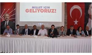 CHP, İzmir milletvekili adaylarını tanıttı