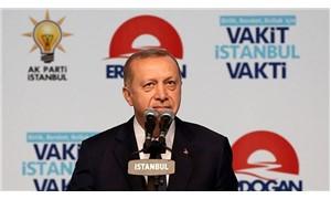 Erdoğan: Fizik öğretmeni olman bu işleri halletmeye yetmez