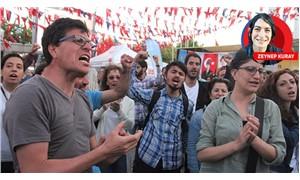 KESK üyeleri: Polisler hem oruçluyuz dediler hem işkence ettiler