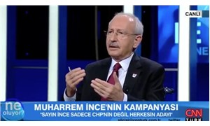 Kılıçdaroğlu: Ekonomiyi Erdoğan değil faiz lobisi yönetiyor