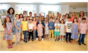 Resim öğrencilerinden 'Yeniden Doğuş' sergisi