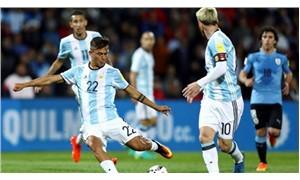 Arjantin, İsrail maçını iptal etti