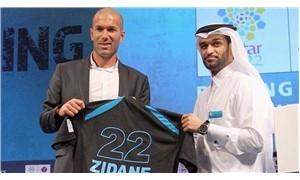 Zidane, senelik 50 milyon avroluk teklifi kabul etti