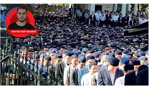 Cemaatlerin Erdoğan sevgisi gözleri doldurdu