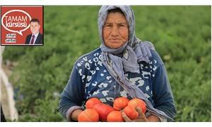 Çiftçilerimiz ve tarımımız için TAMAM