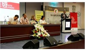"""TTB 69. Büyük Kongresi toplandı: """"Sağlıklı bir toplum için TAMAM"""""""
