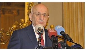 Meclis Başkanı Kahraman 'helallik' istedi