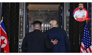 """""""Dünyanın konuştuğu görüşmede galip Kuzey Kore"""""""