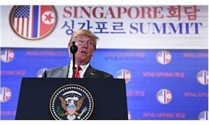 Trump: Görüşmemiz dürüst, doğrudan ve verimliydi