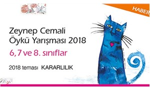 Zeynep Cemali Öykü Yarışması 2018 başvuruları sonlandı