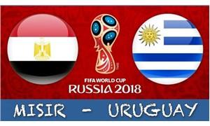 Mısır ile Uruguay ilk kez resmi maçta karşılaşacak