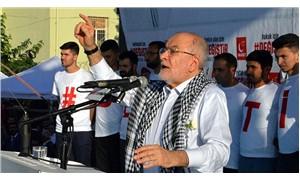 Karamollaoğlu: Erbakan hocamızın döneminde temeli atılan ne kadar tesis varsa hepsini yıktılar